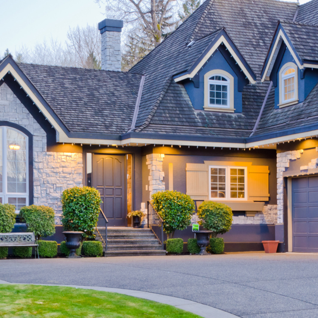 The many benefits of exterior lighting