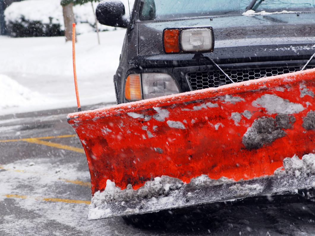 Heavy snow can hurt your business